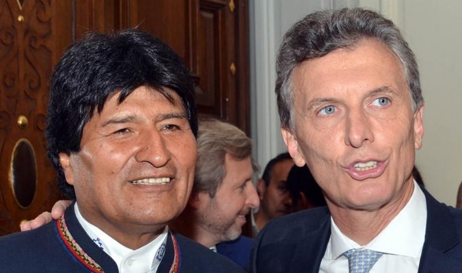 """Evo Morales dijo que Macri deberá ser juzgado para que """"nunca más haya golpes de Estado"""""""