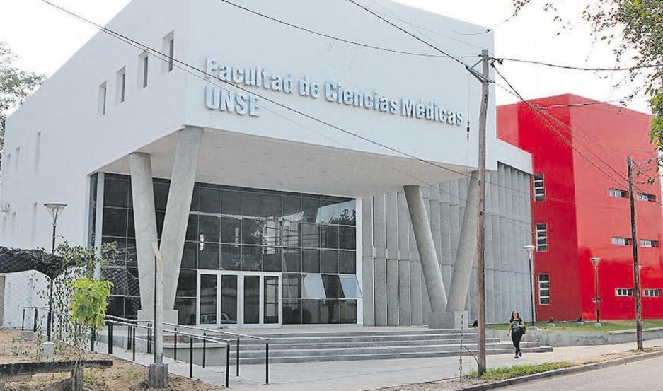 Futuros médicos santiagueños harán prácticas en el interior