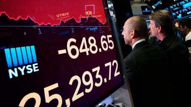 Las Bolsas mundiales se derrumbaron por la nueva ola de Covid-19