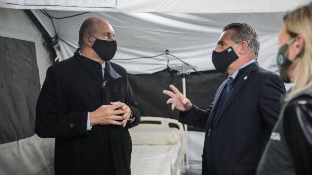 En modo campaña, Rossi apuntó contra el gobernador Perotti