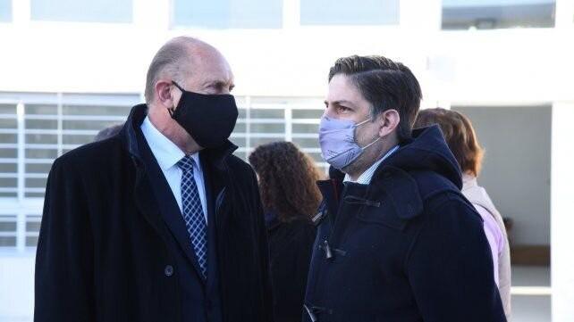 Perotti no adelantará la paritaria docente: