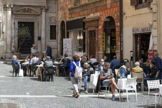 En Italia, la variante Delta ya representa el 95% de los casos de Covid