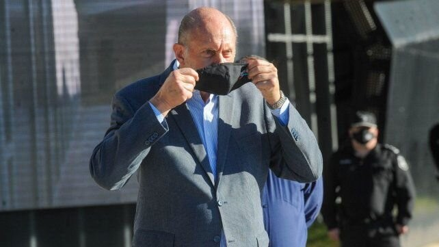 Perotti descartó pedir licencia pese al reclamo de diputados del PJ
