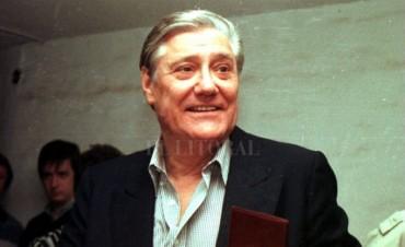 Murió el dirigente radical cordobés Eduardo Angeloz