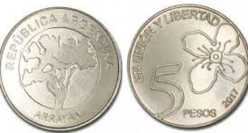 La moneda de 5 pesos que reemplazará al billete