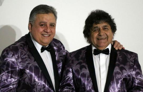 Este sábado actuarán Los Palmeras por Streaming en ATE Casa España