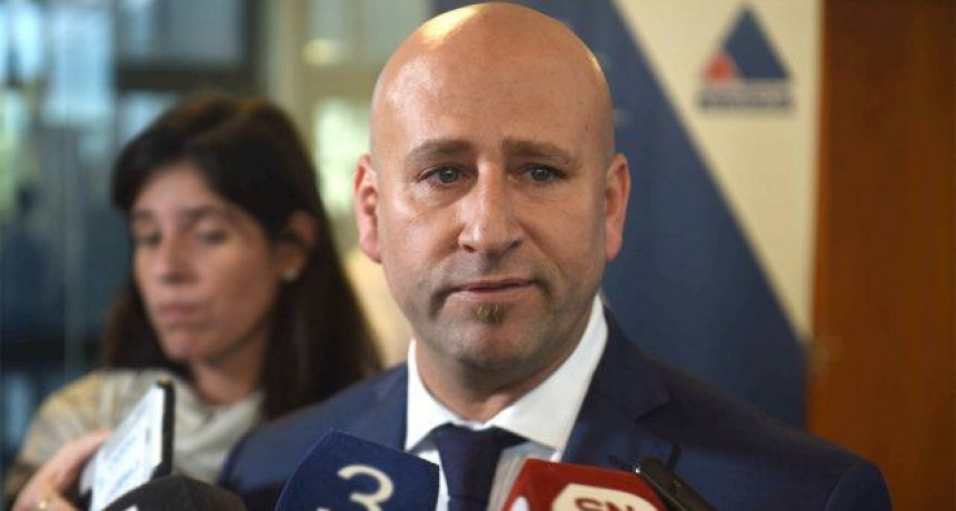 Perotti le aceptó la renuncia a Serjal, que queda desvinculado del Poder Judicial