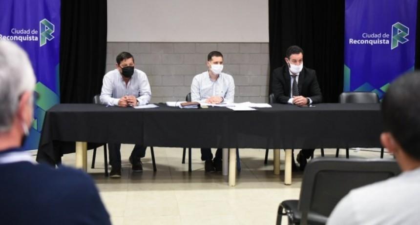 Sukerman encabezó la audiencia por el conflicto de Algodonera Avellaneda