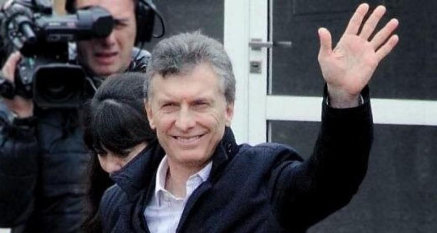 Macri, orgulloso de quienes