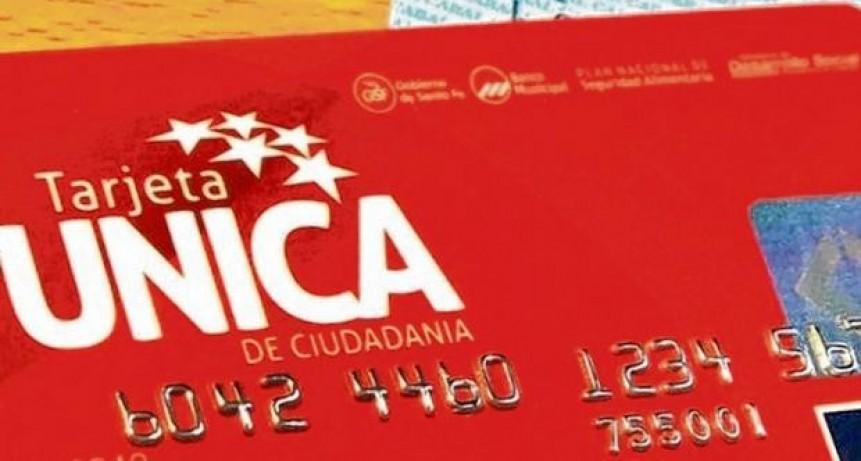 El Gobierno santafesino aumentó el beneficio de la Tarjeta de Ciudadanía de $300 a $1000