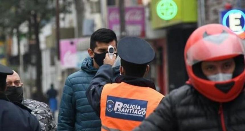 Coronavirus en Santiago: Se confirmaron 39 nuevos casos positivos