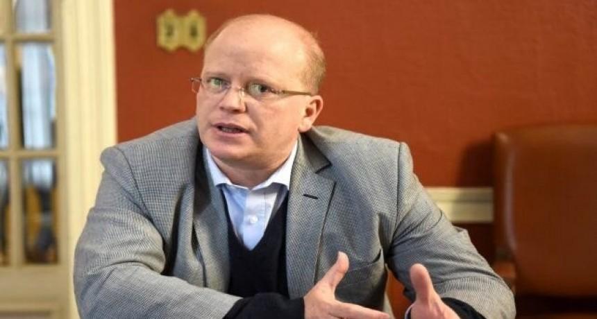 Contigiani votará en contra de la reforma judicial