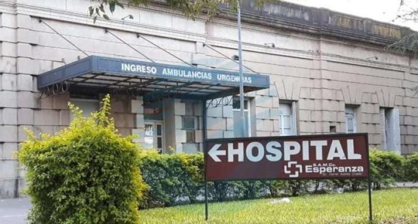 Este domingo, Esperanza confirmó 13 casos de COVID-19