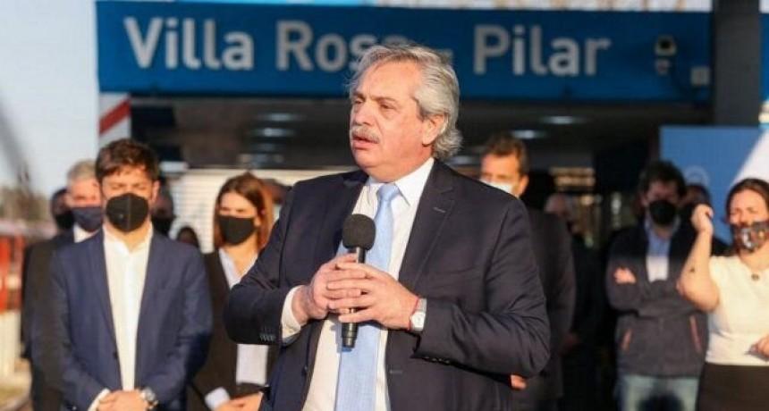 Alberto ratificó que Macri le dijo