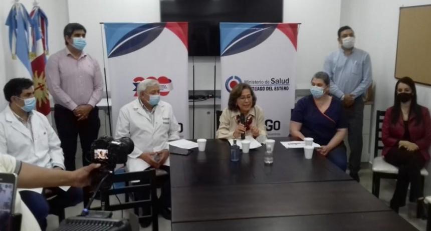 Coronavirus en Santiago: Declaran circulación comunitaria en Capital y Banda