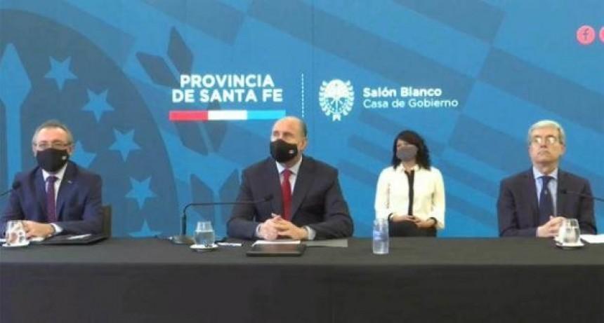 Perotti y Kulfas lanzaron fondo de garantía para financiar pymes santafesinas en la pospandemia