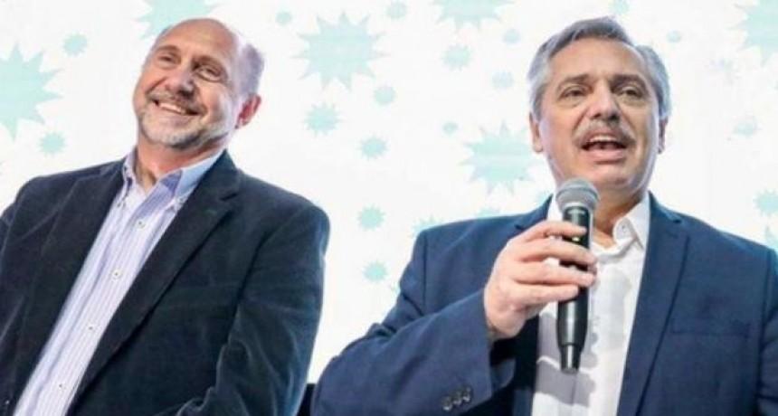 Perotti y seis gobernadores firmarán un acuerdo por la Hidrovía con el Presidente Alberto Fernández