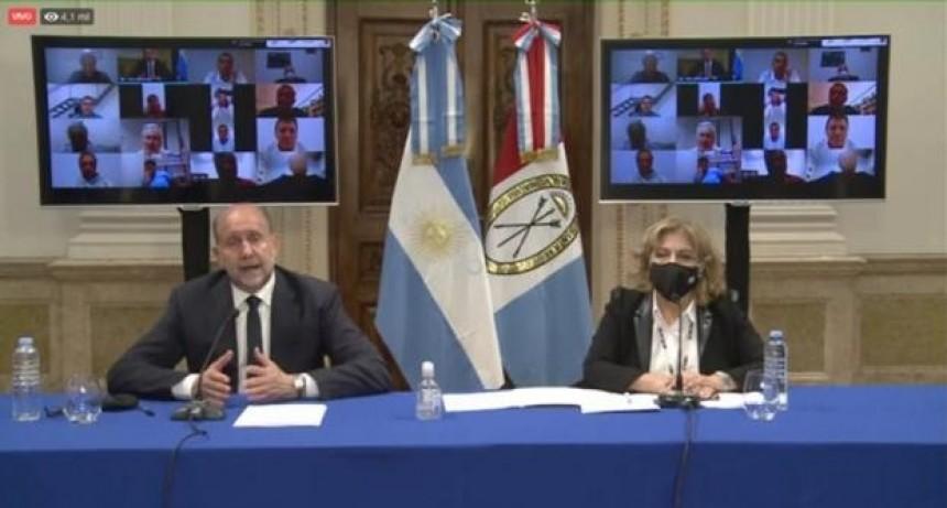 Perotti confirmó restricciones en el Gran Rosario y que se evalúa la situación en Santa Fe