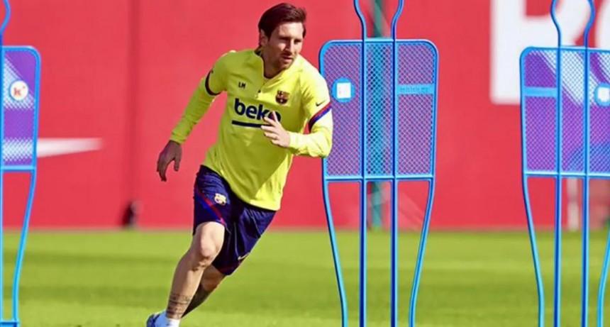 Conocé las sanciones que puede recibir Messi, por no haberse presentado en el Barcelona