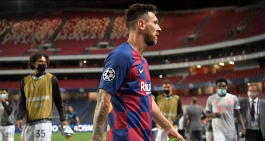 La Liga de España publicó un comunicado por la situación entre Messi y el Barcelona