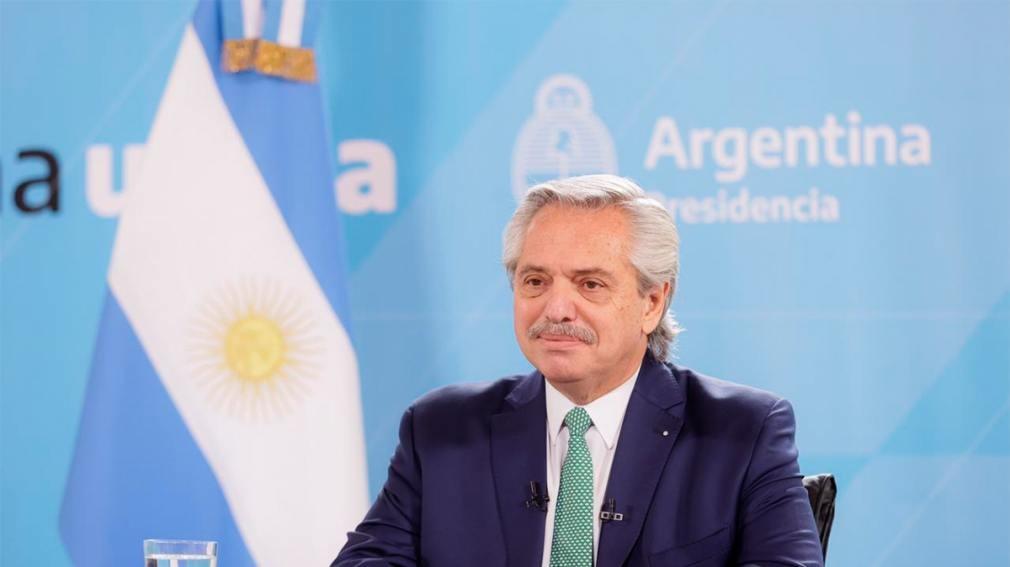 Alberto Fernández sobre la legalización de la marihuana: