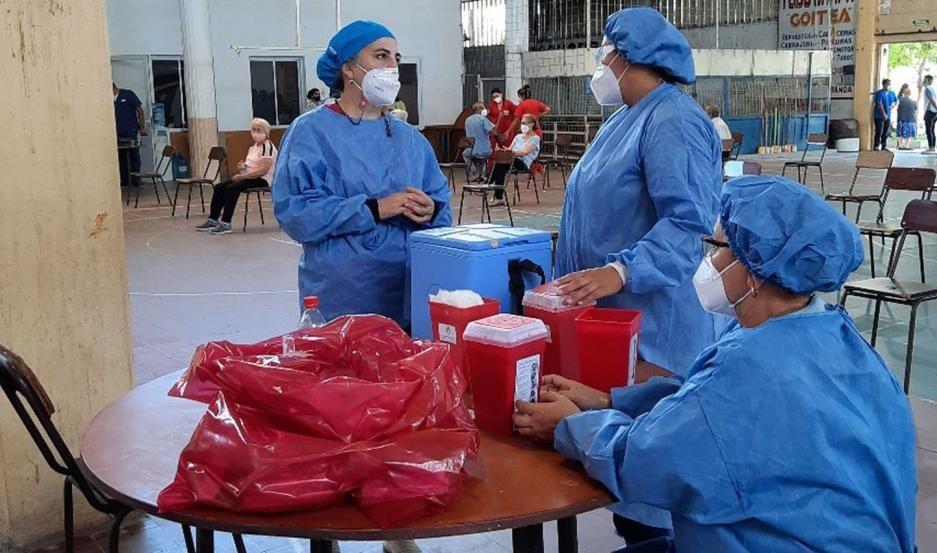 Coronavirus en Santiago: Reportan 6 muertes y 406 nuevos casos