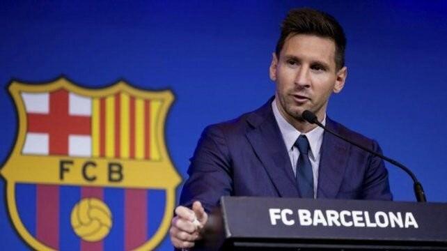 Las 10 frases frases más destacadas de la emotiva conferencia de Messi