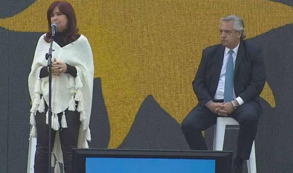 Cristina Kirchner planteó que el kirchnerismo siga en el poder