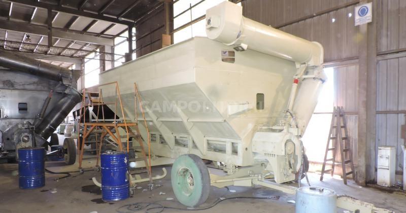 Maquinaria agrícola: problemas con los insumos y la mano de obra