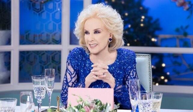 Mirtha Legrand regresa a la mesa: ¿quiénes serán los invitados en su vuelta?