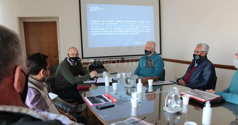 Bajos: presentan el plan de obras