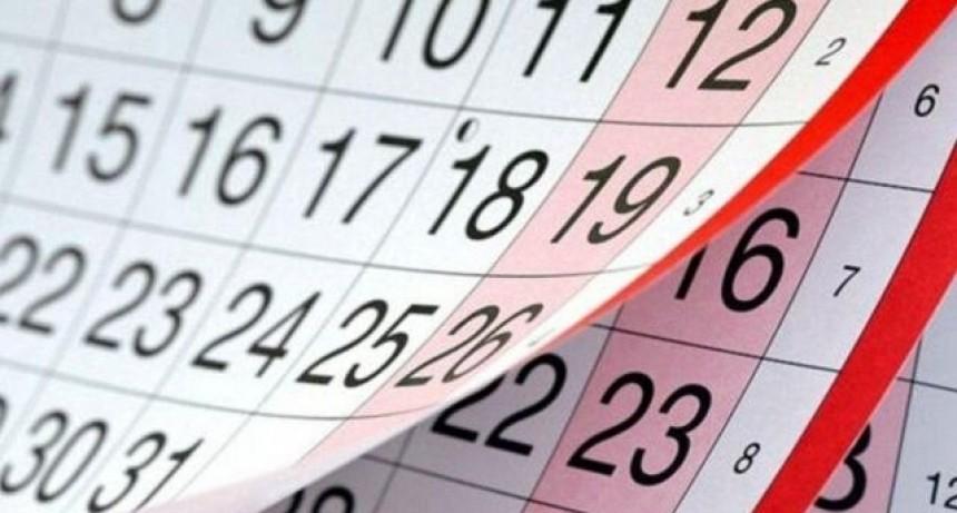 ¿Qué feriados hay en el mes de agosto?