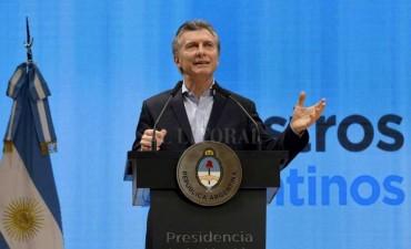 Macri se reúne con el titular del Banco Interamericano de Desarrollo