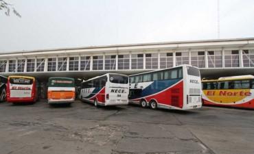 Fue a Diputados el proyecto para regular el transporte de pasajeros