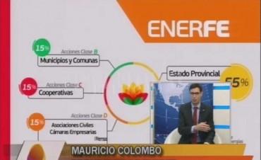 Gasoducto en la ruta 1, el primer desafío de Enerfe