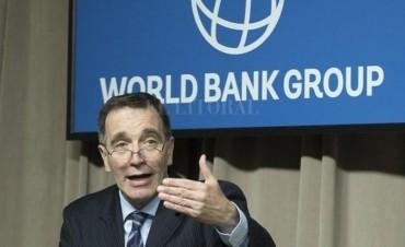 Desde el Banco Mundial aseguran que la deuda argentina es
