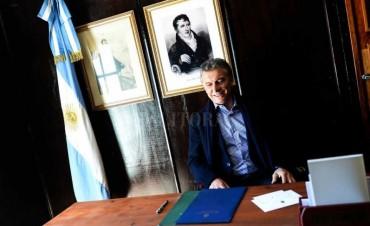 Macri se reúne con 100 empresarios