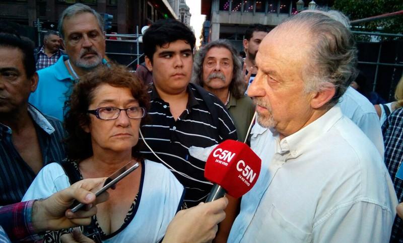 Hugo Yasky y Sonia Alesso convocaron al paro del 24 y 25 septiembre