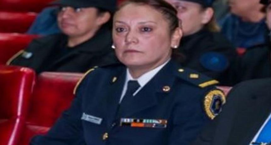 Una mujer será la jefa de la Federal en Santa Fe