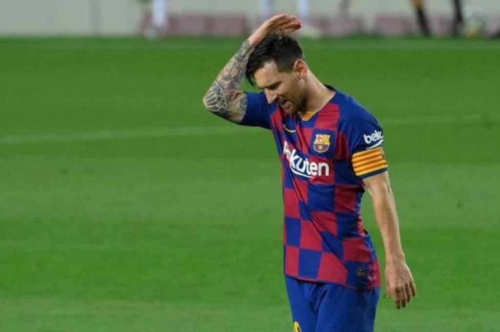 Jorge Messi confirma que hay chances de que Lionel continúe en el Barcelona