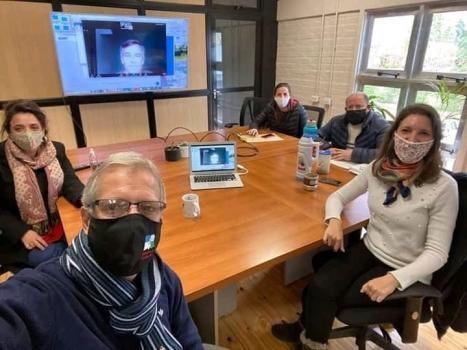 El intendente de Avellaneda, Dionisio Scarpin, fue dado de alta tras dar positivo de coronavirus