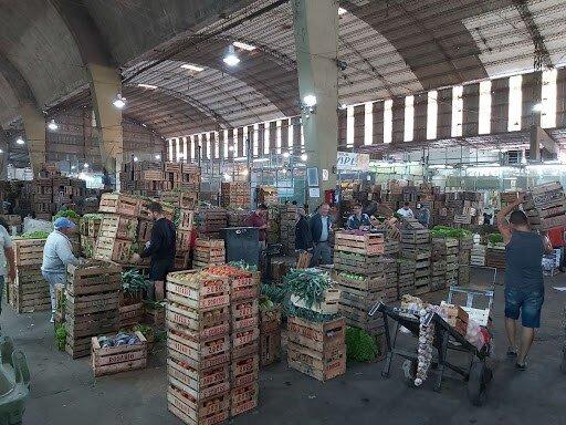 Cuatro casos positivos en el Mercado de Productores Rosario