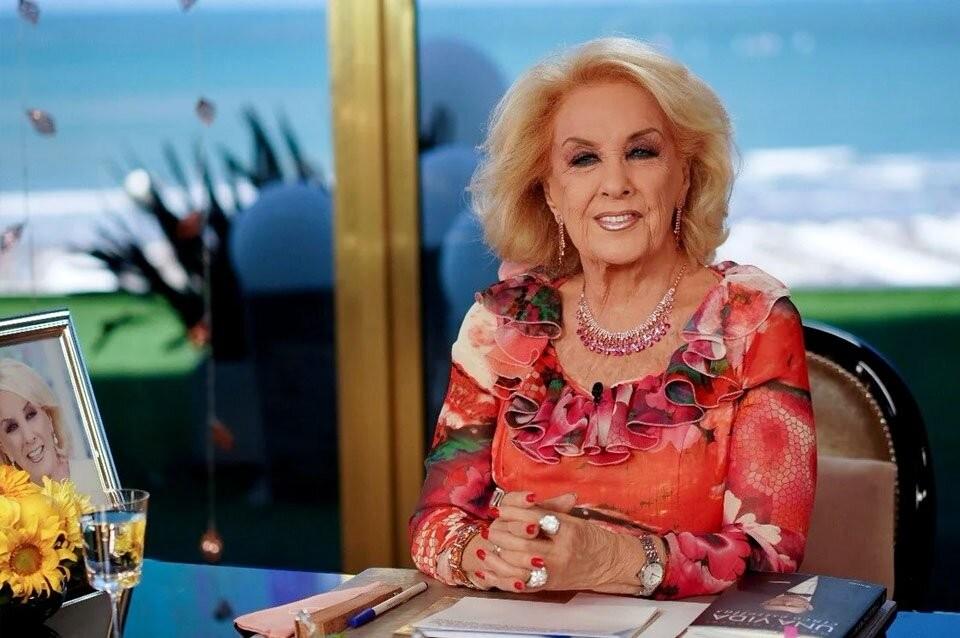 Mirtha Legrand habló tras la muerte de Elsa Serrano