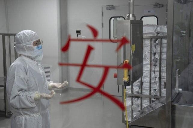China inyecta vacunas aún no aprobadas a cientos de miles de personas
