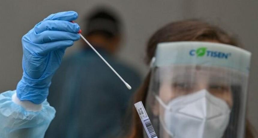 Récord de Coronavirus: Rosario registró 374 casos nuevos y en Santa Fe hubo 677