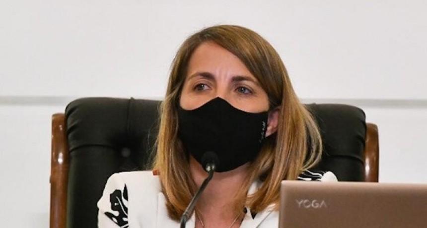 La vicegobernadora de Entre Ríos confirmó que también tiene coronavirus