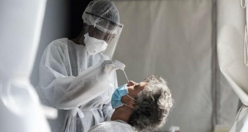 Otro día récord de Coronavirus: Rosario registró 412 casos nuevos y en Santa Fe hubo 747
