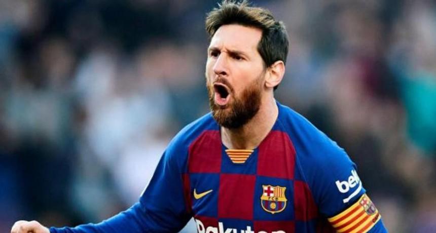 """""""Jamás iría a juicio con el club que es mi vida, por eso me quedo en Barcelona"""""""