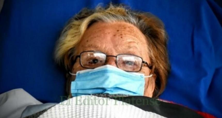 Súper abuela: tiene 80 años, diabetes, hipertensión, Epoc, y venció al coronavirus