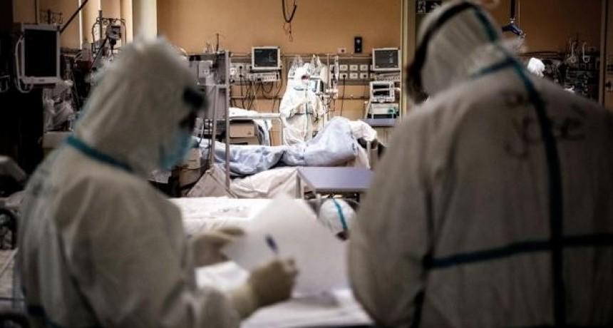 Se multiplican en las provincias los fallecimientos entre personal de salud a causa del Covid-19